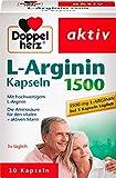 Doppelherz L-Arginin Kapseln 1500, 1er Pack(1 x 44 g)