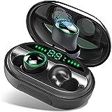 【Neuestes Modell】 Bluetooth Kopfhörer, V5.0 Wireless Earbuds mit 150H Spielzeit, In Ear...