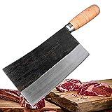 Asien-Metzger Messer Hackebeil Aber auch Universalmesser, Küchenmesser und Kochmesser Das besondere...