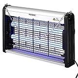 Monzana Insektenfalle elektrischer Insektenvernichter UV LED Mckenlampe Fliegenfnger 25m inkl....
