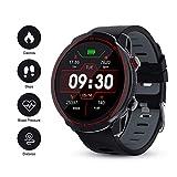 GOKOO Smartwatch, Herren Männer Fitness Tracker 1,3 Zoll Voller Touch Screen Bluetooth Armbanduhr...