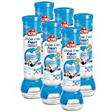 KIWI - Fresh Force - Schuhdeo - Frische Duft - 6x100ml deofresh