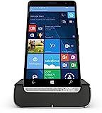 HP Elite x3 (Y1M46EA) Smartphone (15,14 cm (5,96 Zoll) Amoled WQHD Touchdisplay, 64 GB, Dual Sim,...