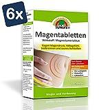 SUNLIFE Magentabletten mit Pfefferminzgeschmack: zum Kauen, Lutschen, gegen Magendruck,...