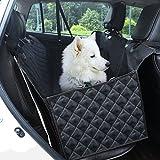 YOHOOLYO Autoschondecke Wasserdicht Auto Hundedecke Autorücksitz für Hunde Rücksitz Schützt Ihr...