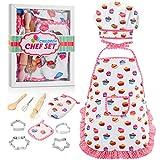 SOKY Spielzeug für Mädchen 3-7 Jahre, Geschenk für Mädchen ab 3-8 Jahre Kinder Backset mit...