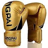 wsydd Boxhandschuhe Erwachsene Frauen Männer MMA Muay Thai Boxhandschuh Sanda Gym Equipment 8 10 12...