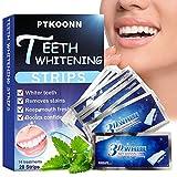 Zahnweiß Streifen,Zahnaufhellung,Bleaching Strips,White Stripes,Zähne Streifen Bleaching...