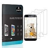Bear Village Galaxy S7 Displayschutzfolie, 3D Touch, Anti-Fingerabdruck, HD Ultra klar Schutzfolie...