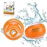 AGPTEK Aufblasbare Armbinde Kind Armschienen Aufblasbare Ringarm Schwimmbecken für Baby, Schwimmen...