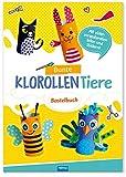 Trötsch Bunte Klorollen Tiere: Bastelbuch Beschäftigungsbuch (Beschäftigungsbücher:...