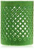 Efalock Professional Metallwickler beflockt, 50 mm, grün, 1er Pack, (1x 12 Stück)