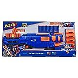 Trilogy E2853EU4 N-Strike Spielzeug Blaster, mit 15 Nerf Elite Darts und 5 Hlsen, fr Kinder,...