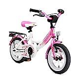 BIKESTAR Premium Sicherheits Kinderfahrrad 12 Zoll für Mädchen ab 3-4 Jahre | 12er Kinderrad...