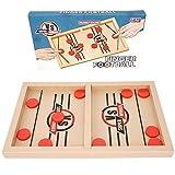 Ulikey Brettspiel Hockey, Tisch Hockey Brettspiel Spielzeug, Bouncing Katapult Brettspiel, Katapult...