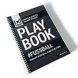 1x1SPORT Playbook #Fussball Din-A5 | Spielfeldvorlagen & Trainingshilfen für Fußballtrainer...
