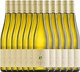 VINELLO 12er Weinpaket Weißwein - Tagtraum 2019 - Ellermann-Spiegel mit Weinausgießer |...