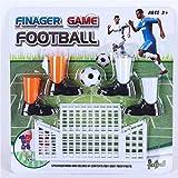 TXDWYF Finger Fußball Spiel-Finger-Spielzeug-Spielzeug-lustige Spiel-Sets Mit Zwei Toren Fun...