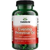 Swanson EFA's OmegaTru Nachtkerzenöl 500 mg 250 Softgelkapseln