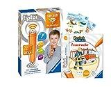tiptoi Ravensburger Set: Pocket Wissen | Feuerwehr (Kinderbuch) + 00036 Der Stift - WLAN-Edition +...