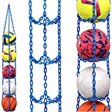 Vailantes® Ballaufhänger - Fußball Volleyball Basketball Originaler Ballhalter Fussball Deko...