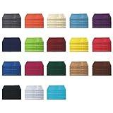 6er Pack / 12er Pack - Gstetcher Set - 6 Gstetcher 30x50 cm - Farbe Anthrazit