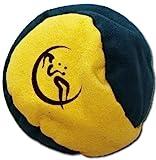 Flames N Games Pro Footbag Aka Hackey Sack, 2Elementen (gelb/grün) perfekt für die Stands und...