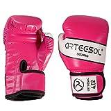 arteesol Boxhandschuhe Kinder 4oz [2er-Set]die schwere Taschen trainieren Trainingshandschuhe...