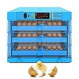 WZ Automatischer Eierinkubator 192 Ei Digitaler Hatcher Automatisches Eierdrehen Für Hühnchen...