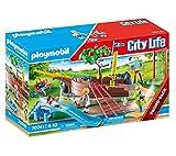 PLAYMOBIL City Life 70741 Abenteuerspielplatz mit Schiffswrack, Ab 4 Jahren