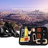 Raguso 8 Stück Schuhbürsten Set Sneakers Business Outings für Stiefel Home Use
