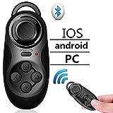 LQ Controller, Wireless Bluetooth V4.0 Spiel Griff Mini VR Controller Remote Pad Gamepad Fr...