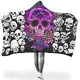 djfrnuki funktional Bunt Hoodie Wearable Super Soft Throw Blanket DASS die Menschen gut schlafen...