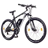 NCM EPAC, Prague, E-Bike Mountainbike 36V 13Ah 468Wh, 26', schwarz