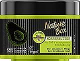 Nature Box Körperbutter Avocado-Öl, 3er Pack (3 x 200 ml)