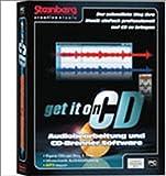 Get it on CD: Audiobearbeitung und CD-Brenner Software