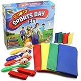 KreativeKraft Sport Spielzeug Outdoor Spiele für Kinder Geburtstag Spielen