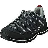Jack Wolfskin Damen Scrambler Low W 4036671 Walking-Schuh, Phantom/Light Grey, 41 EU