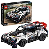 LEGO 42109 Technic Top-Gear Rallyeauto mit App-Steuerung und Smart Hub, ferngesteuerte Rennautos