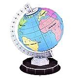 ZoSiP Globen und Weltkarte Kreative 3D Dreidimensionale Puzzle Modell Manuelle DIY Farbe Erde...