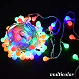 Led Lights 6M 10M 20M 30M 50M Led-Lichterketten Weihnachtslichterkette Dekorative Lichterketten Für...