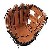 DRHYSFSA-Sports Baseballhandschuh Softball-Handschuhe Leichte Baseball-Handschuhe Rechts/Links-Hand...