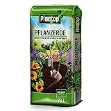 Pflanzerde 70 Liter Blumenerde Plantop