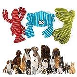 Y-POWER Kauspielzeug für Hunde, niedliches Cartoon-Design, Kauspielzeug für Hunde, Zahnreinigung,...