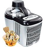 Selbstkhlende, Extrem leichte und Stromsparende Eismaschine GG-90W Frozen Yogurt Milchshake Maschine...