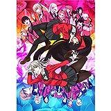 dili-bala Anime Jabami Yumeko Kakegurui Glücksspielschule Wand Poster Scroll Cosplay A3...
