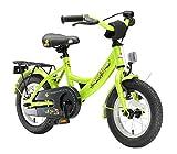 BIKESTAR Kinderfahrrad für Mädchen und Jungen ab 3-4 Jahre   12 Zoll Kinderrad Classic   Fahrrad...