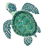 Wild Republic 10894 22460 Plüsch Schildkröte, Cuddlekins Kuscheltier, Plüschtier 20 cm, grün