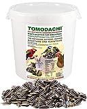 Tomodachi Papageienfutter, Sittichfutter, Nymphensittich, Wellensittich, Sonnenblumenkerne...