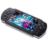 Vaorwne X9 5,1 Zoll Handheld Spiele Konsole 8 GB Video Spiel Player Eingebaute 300 Spiele Handheld...